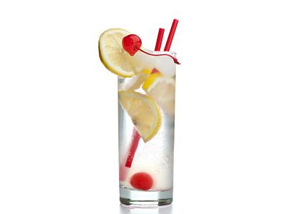 ... Collins Recipe - Lemonade on Steroids - Sweet & Sour Cocktail Drink