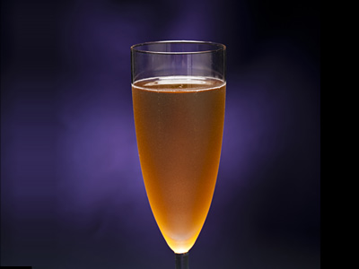ambrosia drink recipe food recipes champagne cocktail preparation minutes elixir