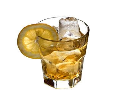 Brandy Sour Cocktail