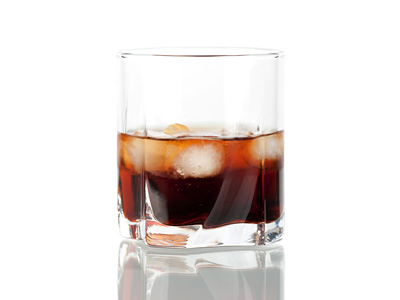 Black Russian Drink