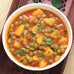 Aloo Matar Curry