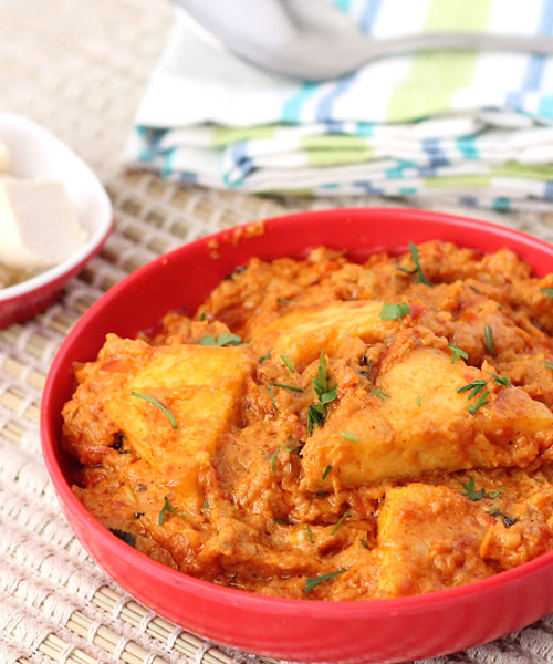 Paneer pasanda recipe ultimate paneer curry with rich creamy gravy lstep forumfinder Choice Image