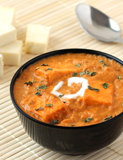 Paneer butter masala recipe step by step make restaurant style shahi paneer forumfinder