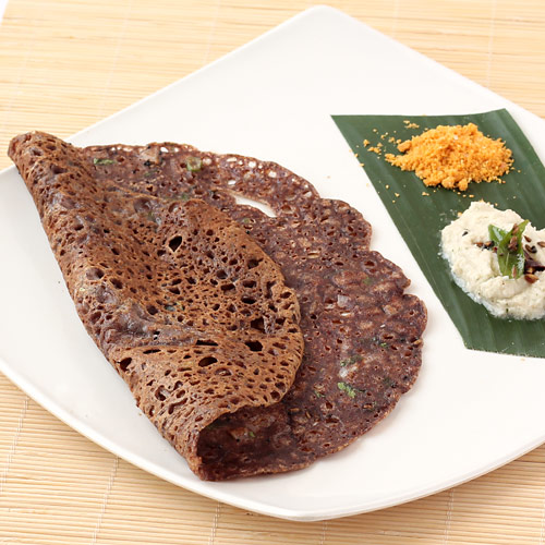Ragi dosa instant ragi flour dosa recipe with step by step photos ragi and rice flour dosa forumfinder Gallery