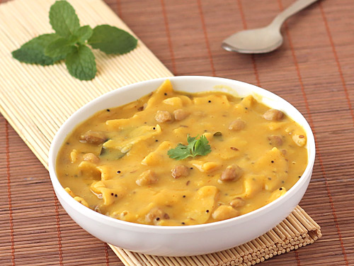 Dal dhokli recipe with step by step photos gujarati dal dhokli dal dhokli forumfinder Choice Image