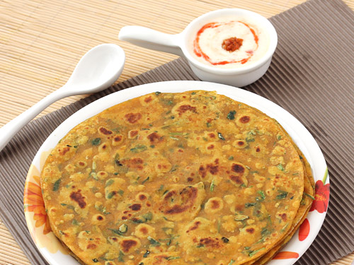 Thepla recipe make easy gujarati methi thepla step by step photo methi na thepla forumfinder Images