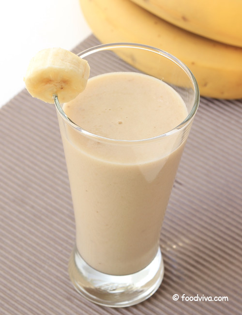 Banana Juice Recipe Easy To Make Fun To Drink Juice With Apple
