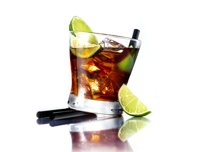 Cuba Libre Drink - World's Favorite Rum and Coke Cocktail - Recipe