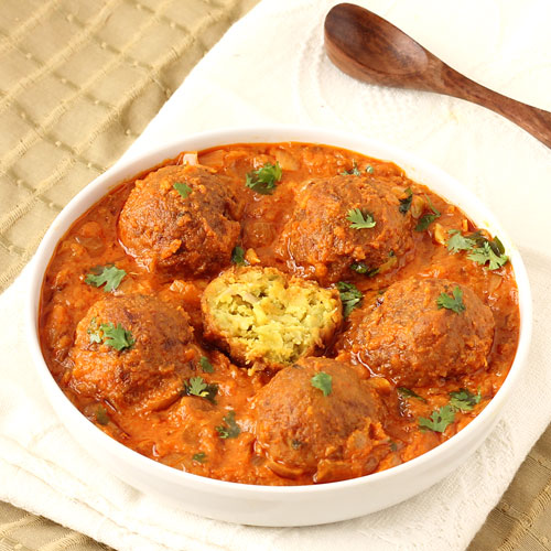 recipes kofta lauki kofta curry recipe dudhi kofta curry step by step photos