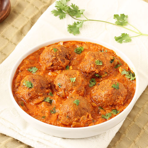 lauki kofta curry recipe dudhi kofta curry step by step photos