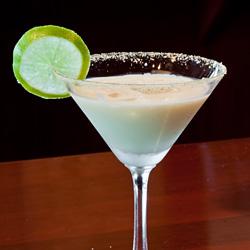 how to make a key lime martini