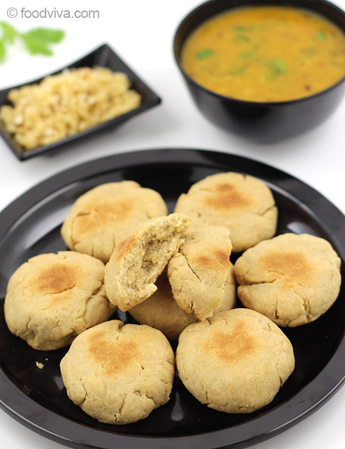 How to Make Rajasthani Daal Baati