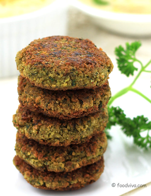 Best Falafel Recipe