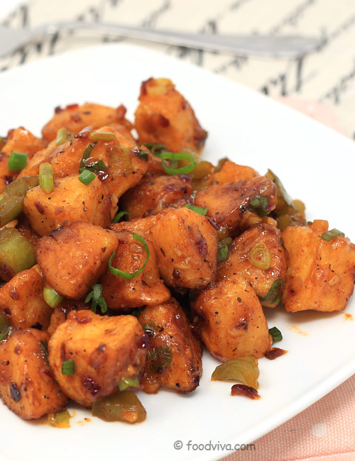 How to Use Leftover Idlis to Make Manchurian