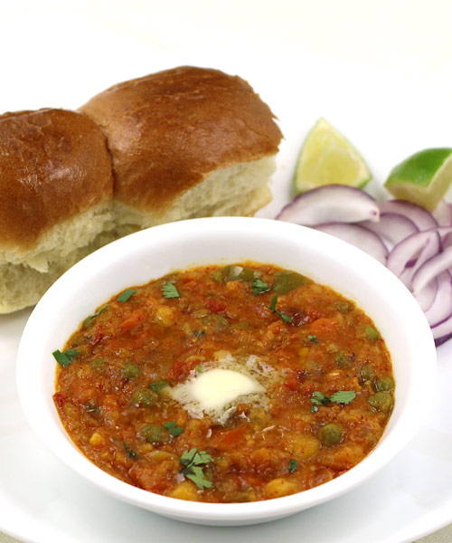 Pav bhaji recipe mumbai style with step by step photos and tips mumbai pav bhaji forumfinder Choice Image