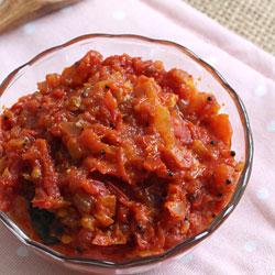 Thakkali Thokku (Tomato Thokku)