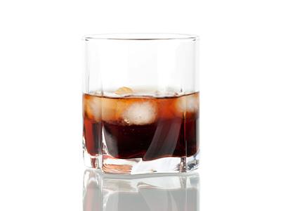 Black Russian Drink