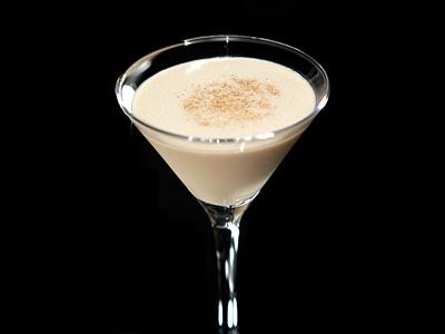 Cappuccino Martini