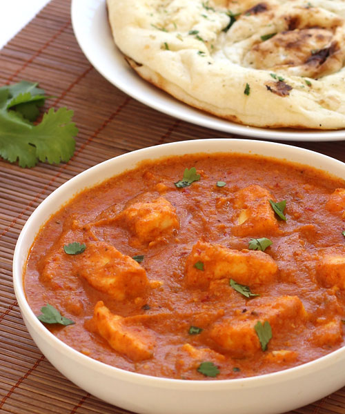 Paneer Makhani Gravy Curry