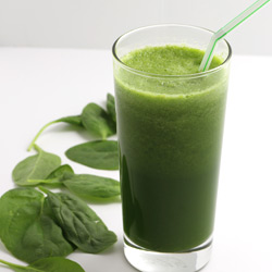 Fresh Spinach Juice