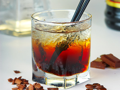Kahlua Martini