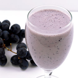 Banana Grape Smoothie