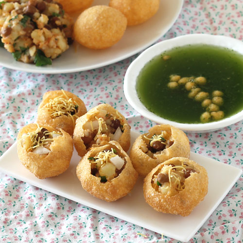 Image result for pani puri