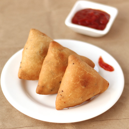 Samosa Recipe - Crispy & Spicy - Best Indian Samosa You'll ...