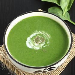 Palak Soup (Spinach Soup)